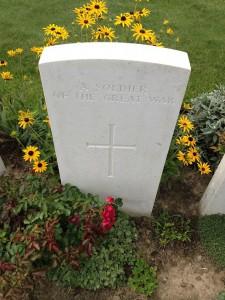 3. Nepoznati vojnik Velikog rata - spomenik