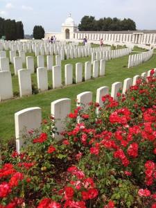 5. Najve e savezni ko groblje Tyne Cot