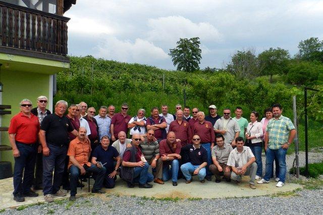 Vinari iz Novog Vinodolskog kod kolega u Požegi