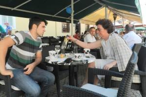 Sa Antonijom Gavranom